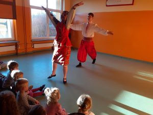 Ukraińskie tańce narodowe